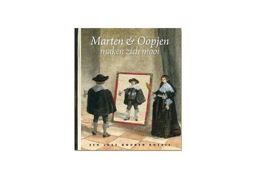 Rubinstein Rubinstein - een luxe gouden boekje - marten en oopjen maken zich mooi