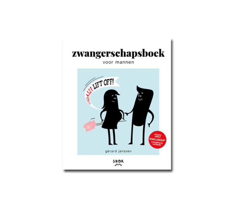 Snor - zwangerschapsboek voor mannen