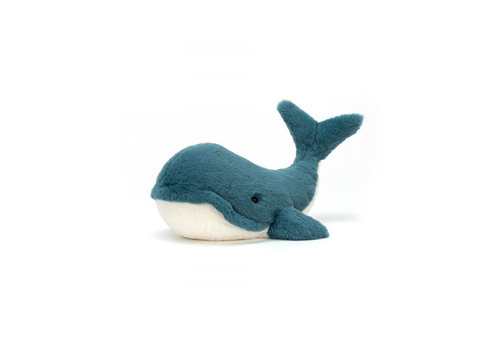 Jellycat Jellycat - wally whale small