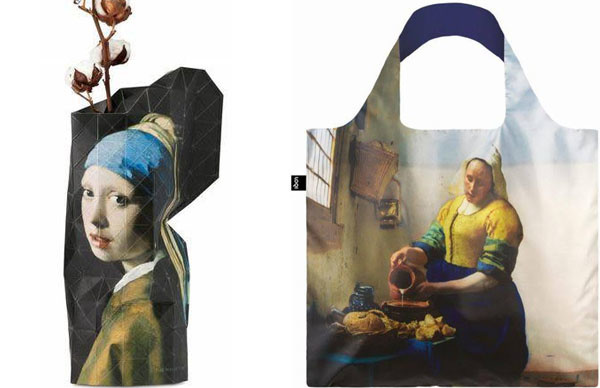 meisjes van Vermeer bij de Hoge Ramen