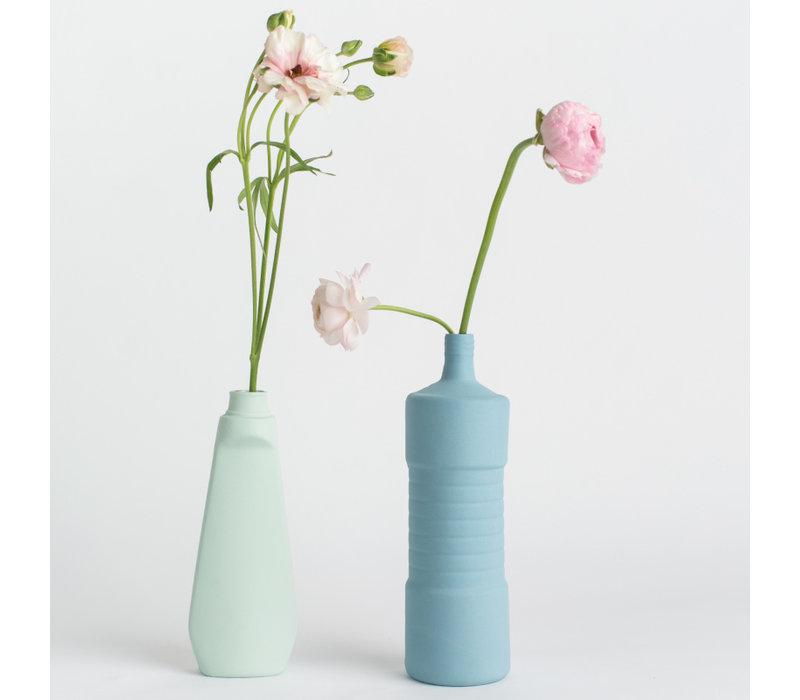Foekje Fleur - porcelain bottle - #5 dark blue