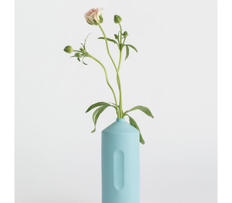 Foekje Fleur - porcelain bottle - #2 light blue