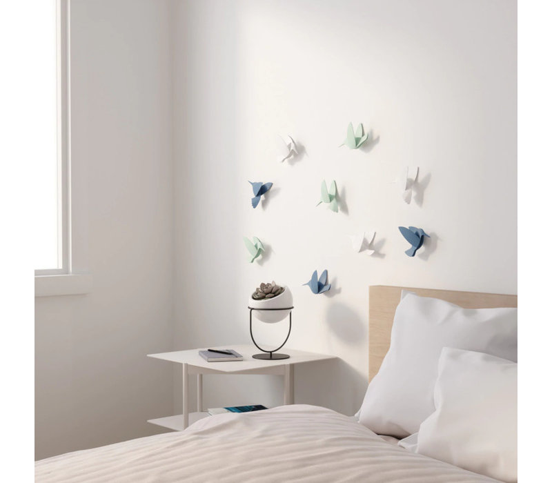 Umbra - hummingbird - wit