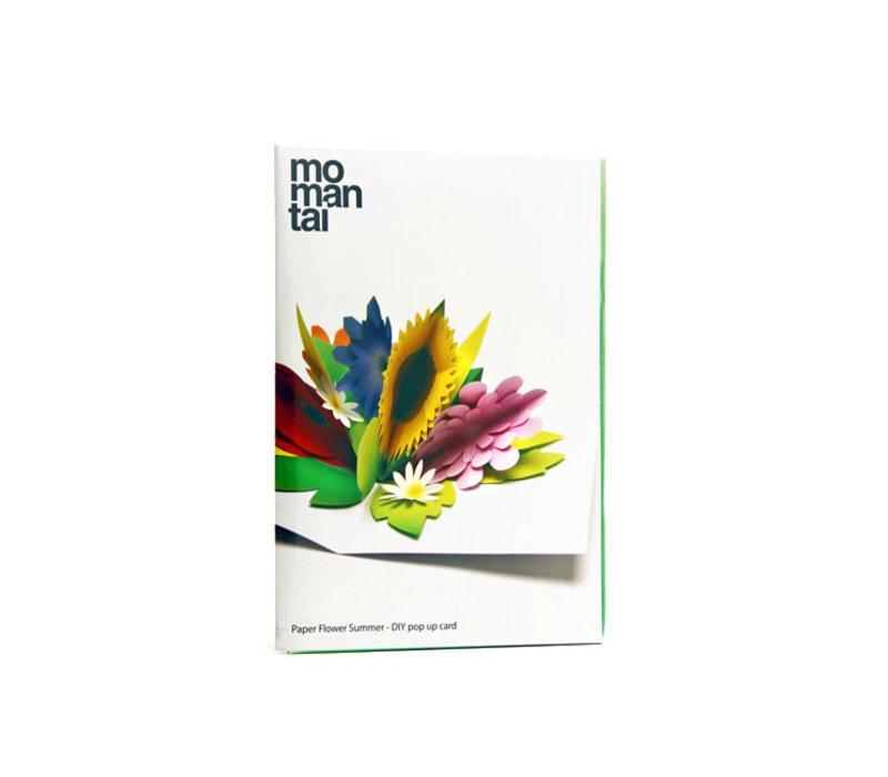 Mo man tai - paper flower - summer