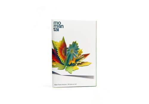 Mo man tai Mo man tai - paper flower - autumn