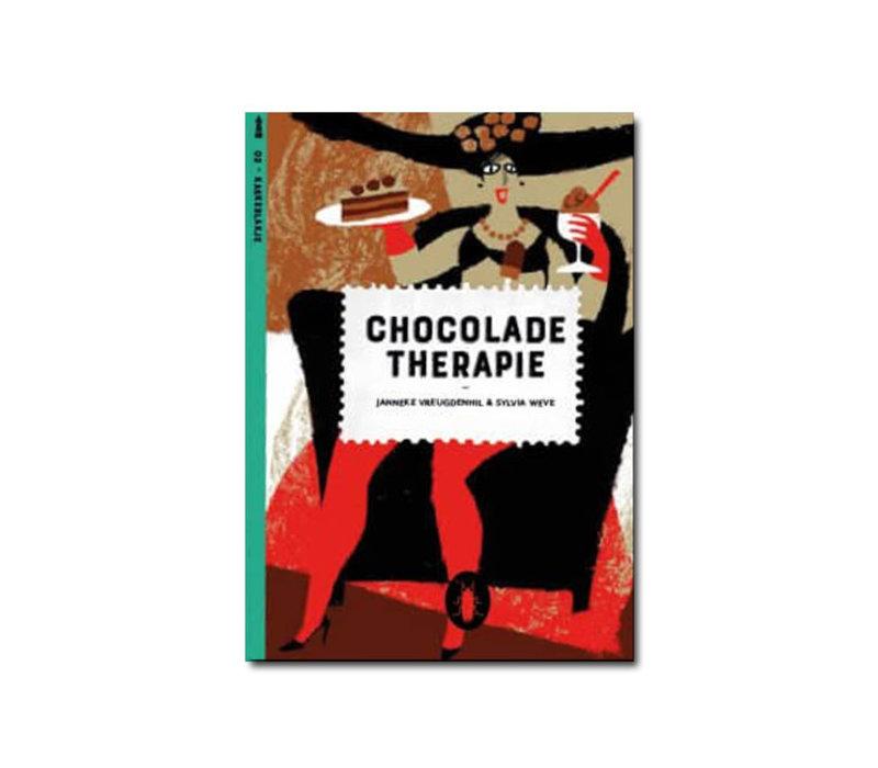 Loopvis - kakkerlakjes - chocoladetherapie