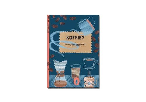 Loopvis Loopvis - kakkerlakjes - koffie