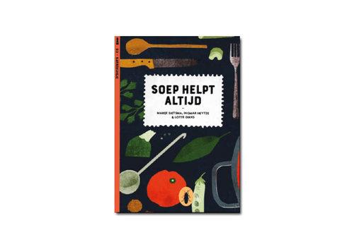 Loopvis Loopvis - kakkerlakjes - soep helpt altijd
