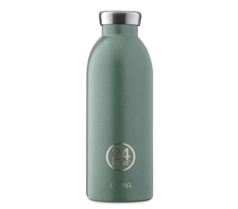 24 Bottles - clima - rustic moss green