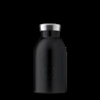 24 Bottles - clima - tuxedo black (330 ml)