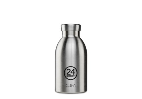 24 Bottles 24 Bottles - clima - steel (330 ml)