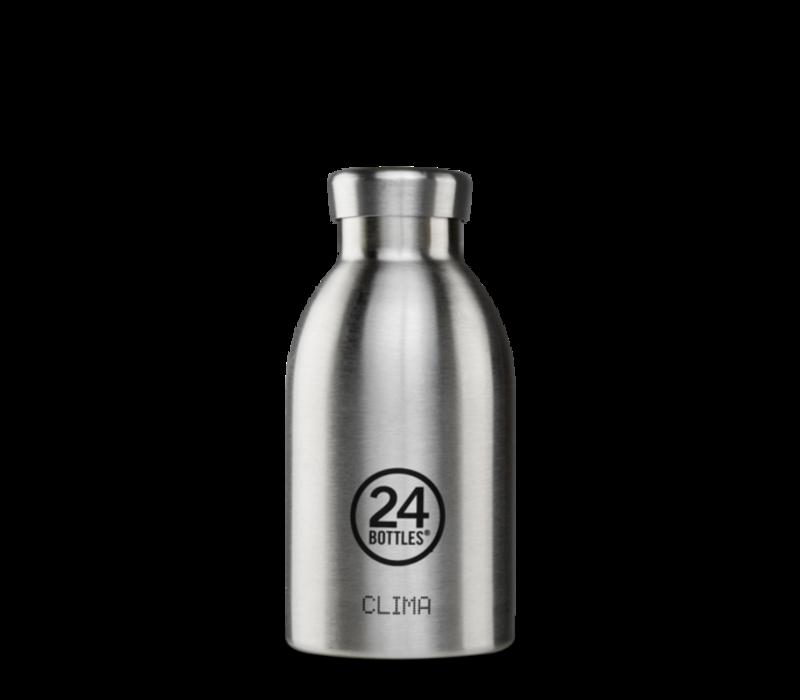 24 Bottles - clima - steel (330 ml)