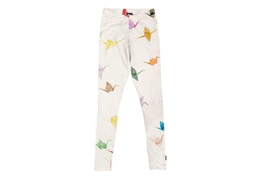 Snurk Snurk - legging kids - crane birds