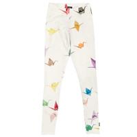 Snurk - legging women - crane birds
