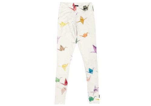 Snurk Snurk - legging women - crane birds