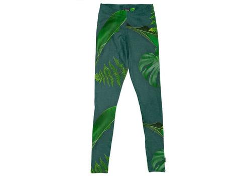 Snurk Snurk - legging women - green forest