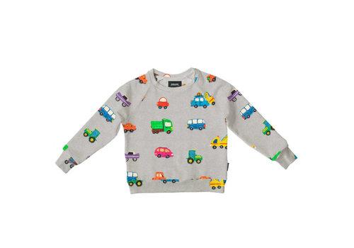 Snurk Snurk - sweater kids - clay cars