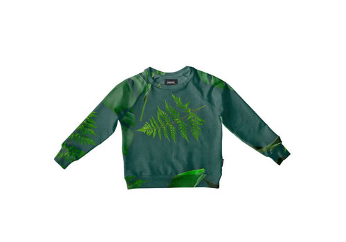 Snurk Snurk - sweater kids - green forest