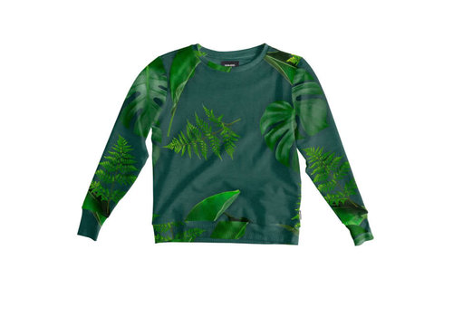 Snurk Snurk - sweater women - green forest