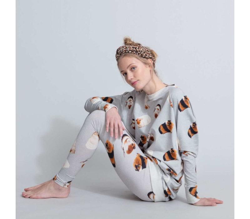 Snurk - legging women - cavia mania