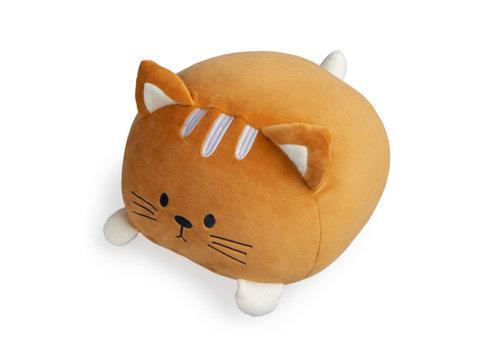 Balvi Balvi - kussen kat - bruin