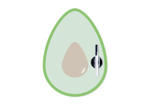 Balvi Balvi - whiteboard - avocado