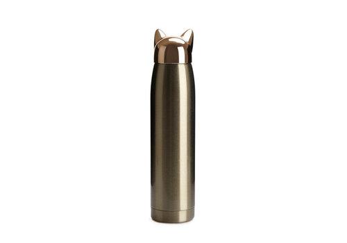 Balvi Balvi - thermosfles kat - goud (320 ml)