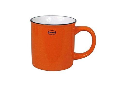Cabanaz Cabanaz - koffiekop - oranje