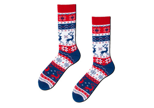 Many mornings Many mornings - sokken - warm rudolph