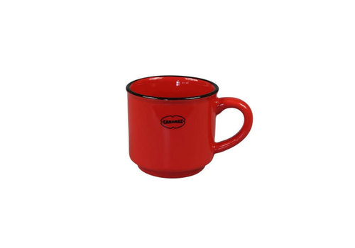 Cabanaz Cabanaz - espresso kop - rood