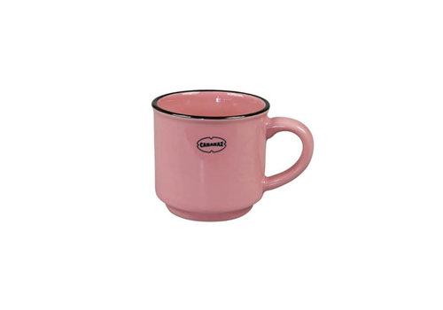 Cabanaz Cabanaz - espresso kop - roze