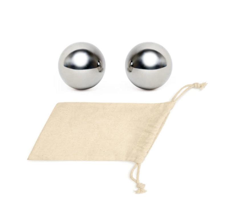 Kikkerland - whiskey balls (set van 2)