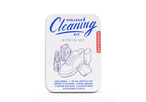 Kikkerland Kikkerland - sneaker cleaning kit