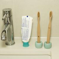 Kikkerland - bamboe tandenborstels - nudie