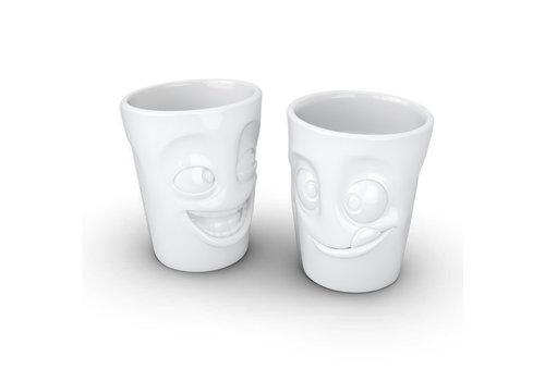Tassen Tassen - mokken set - grappig en lekker