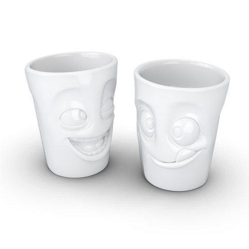 Tassen - mokken set - grappig & lekker