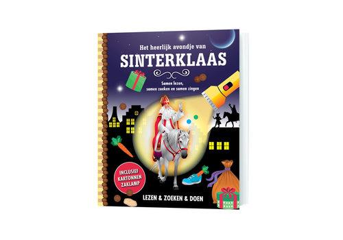Lantaarn Publishers Lantaarn - zaklampboek - het heerlijk avondje van sinterklaas