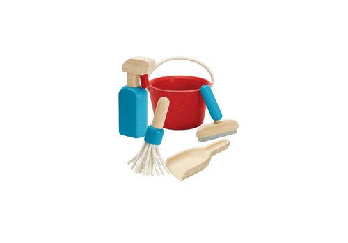 Plan Toys Plan Toys - schoonmaakset