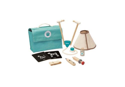 Plan Toys Plan Toys - dierenarts set
