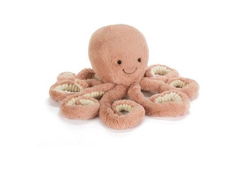Jellycat Jellycat - ocean life knuffel - octopus odell medium