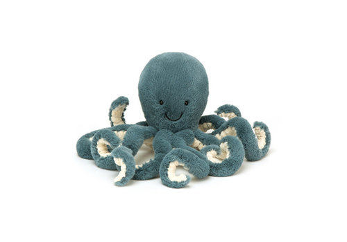 Jellycat Jellycat - knuffel octopus storm - klein