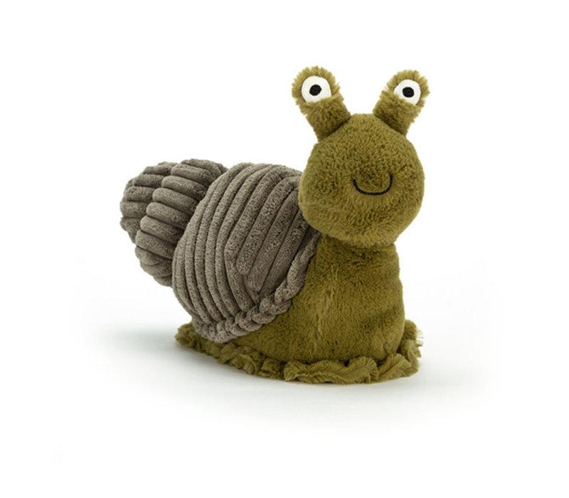 Jellycat - steve snail
