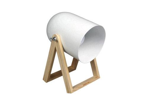 Puhlmann Puhlmann - tafellamp studio - wit