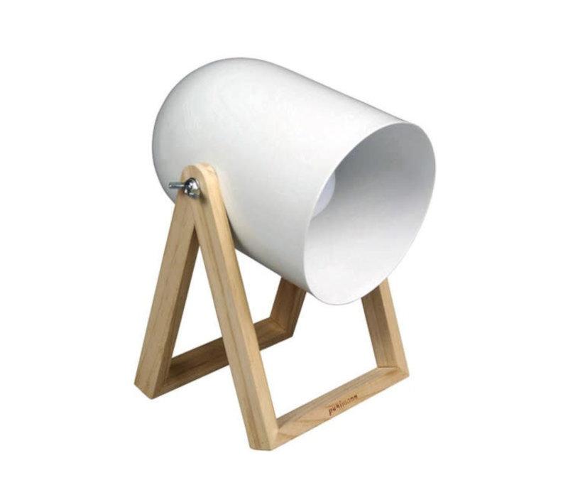 Puhlmann - tafellamp studio - wit