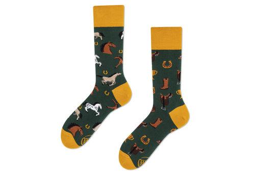 Many mornings Many mornings - sokken - horse derby
