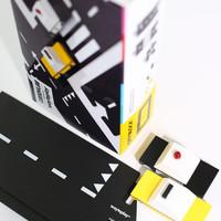 Way to play x Candylab - flexibele autobaan - cityblock
