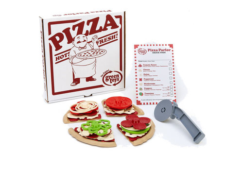 Green Toys Green Toys - pizza