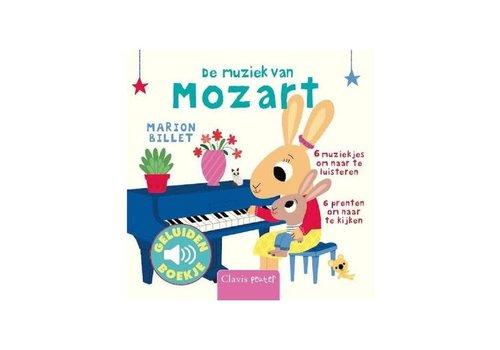 Clavis Clavis - geluidenboekje - de muziek van mozart