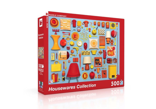 New York puzzle company New York puzzle company - housewares collection (500 stukjes)