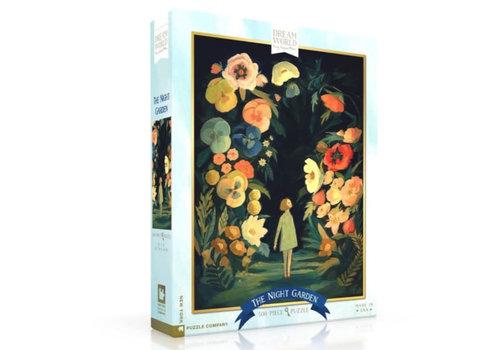 New York puzzle company New York puzzle company - the night garden (500 stukjes)